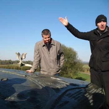 Die Gedenkstätte Jasenovac in Kroatien