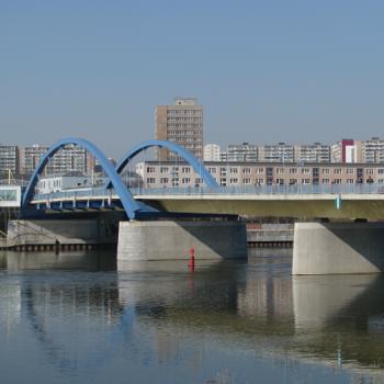 Das wiederaufgebaute Frankfurt an der Oder