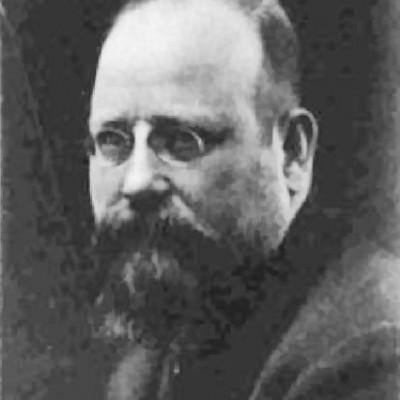 Umstrittener Pfarrer: Paul Göhre.
