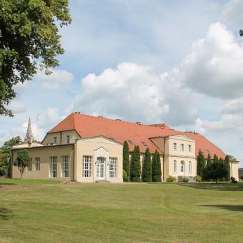 Gutshaus in Kuice/Külz