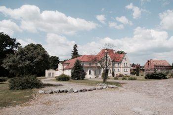 Das Gutshaus der Familie Bismarck in Kulice ist heute ein deutsch-polnisches Begegnungszentrum.