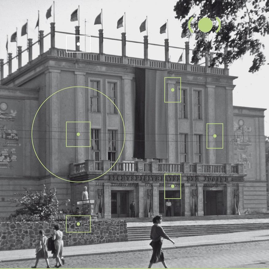 Pałace i koszary. Kino w podzielonych miastach nad Odrą i Nysą Łużycką 1945–1989