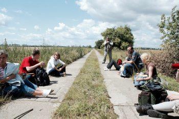 Der Pilgertourismus erlebte in den 2000er Jahren eine Renaissance. In Brandenburg und Westpolen recherchierten StudentInnen den historischen Verlauf des Jakobswegs.
