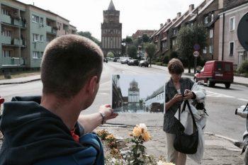 Der polnische Verein Terra Incognita erinnert an die deutsche Geschichte östlich der Oder. Im deutsch-polnischen Fotografieworkshop wurden die Veränderungen in Chojna (Königsberg in der Neumark) dokumentiert.