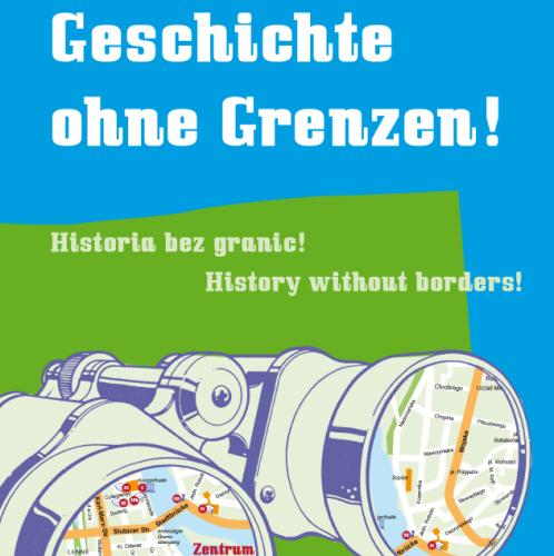 """App – """"Geschichte ohne Grenzen!"""""""